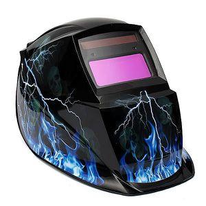LUNETTE - VISIÈRE CHANTIER LEXPON Masque de Soudure Automatique Solaire DIN 9