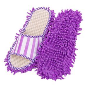 l'hiver Classique microfibre pantoufles de nettoyage, NO.10