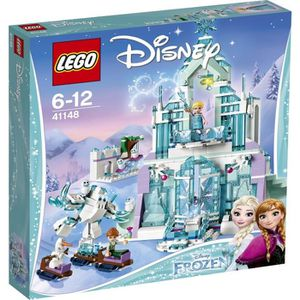ASSEMBLAGE CONSTRUCTION LEGO® La Reine des Neiges 41148 Le Palais des Glac