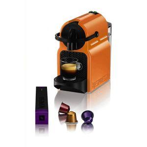 CAFETIÈRE Nespresso MAGIMIX - Nespresso Inissia M105 - Orang