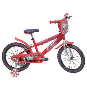VÉLO ENFANT CARS 3 -  Vélo 14 pouces