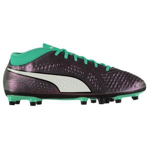 newest collection 91d67 35f6f CHAUSSURES DE FOOTBALL Puma One 4 FG Chaussures De Football À Crampons Te