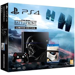 CONSOLE PS4 Playstation 4 Ultimate Player 1to Edition + Star W
