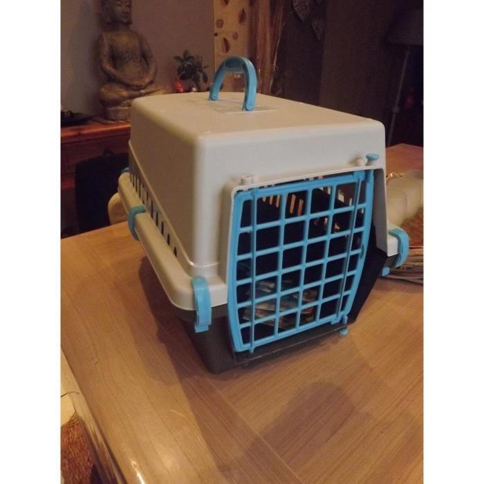 caisse de transport pour grand chat achat vente caisse de transport pour grand chat pas cher. Black Bedroom Furniture Sets. Home Design Ideas