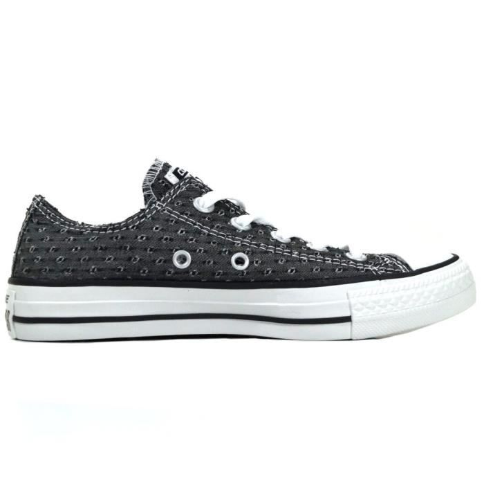 17354a76a6df4 Converse - Converse Femmes Chaussures CT Ox gris-Schwarz Sneakers 36 ...
