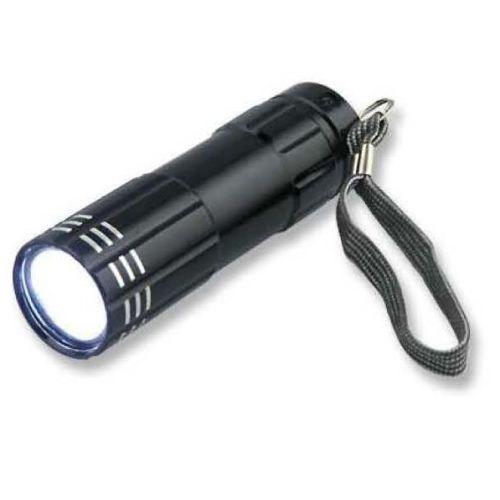 Mini Lampe Poche Torche 9 Led Lumiere Blanche Achat Vente