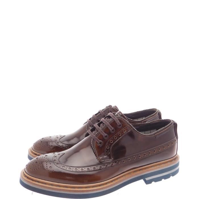 Barracuda Lace Shoes Homme Brown MkBuIJ7aPI
