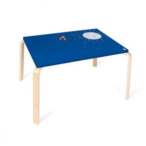 Table Enfant Table De Jeu Espace 70 X 50 X 45 Cm Achat Vente