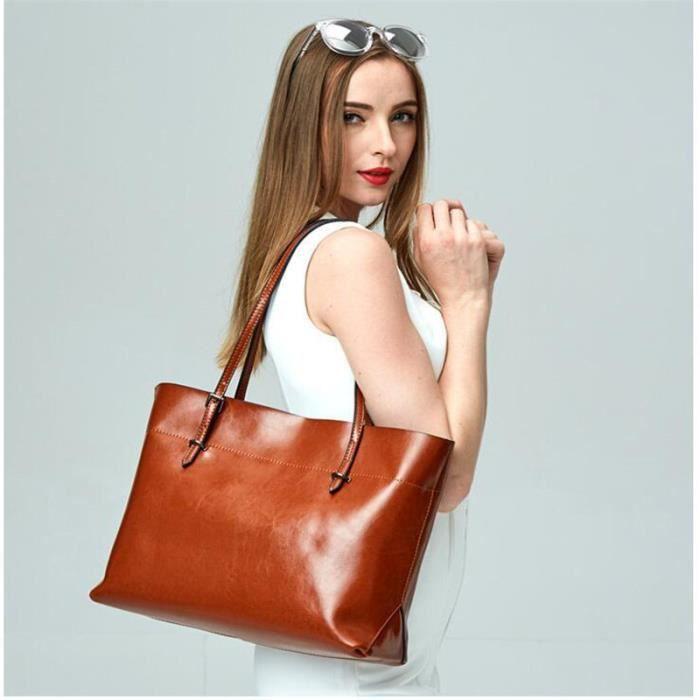 sac cuir sac a bandouliere femme meilleure qualité sacs à main de luxe femmes sacs designer Sacs À Main Femmes Célèbres Marques