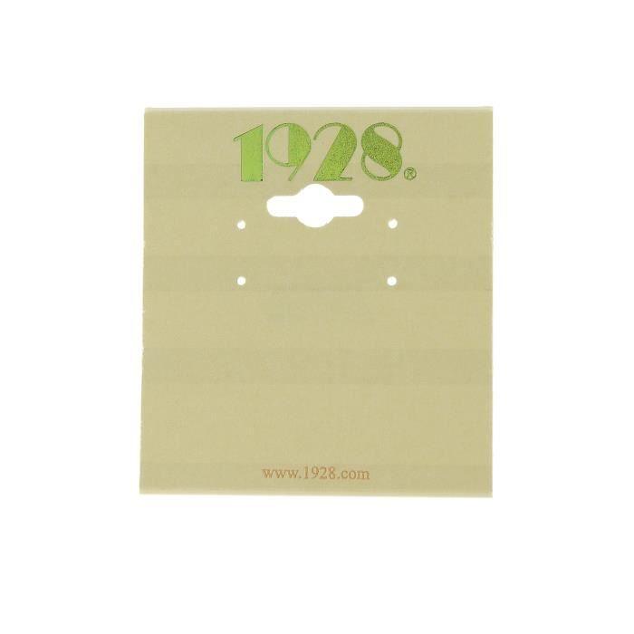 Boucles Doreilles - Métal - Cristal - 24092 YPLEB