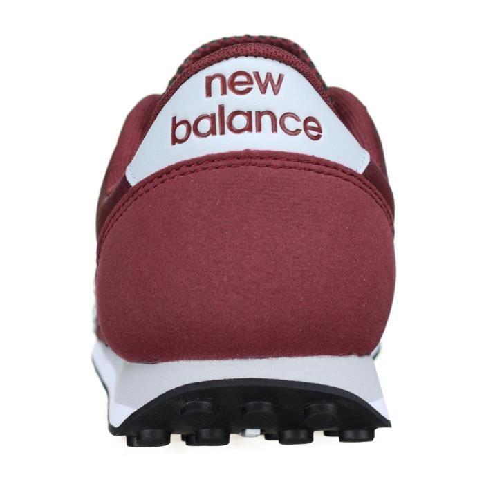 Basket New Balance U410 618641 - 60 18 Bordeau