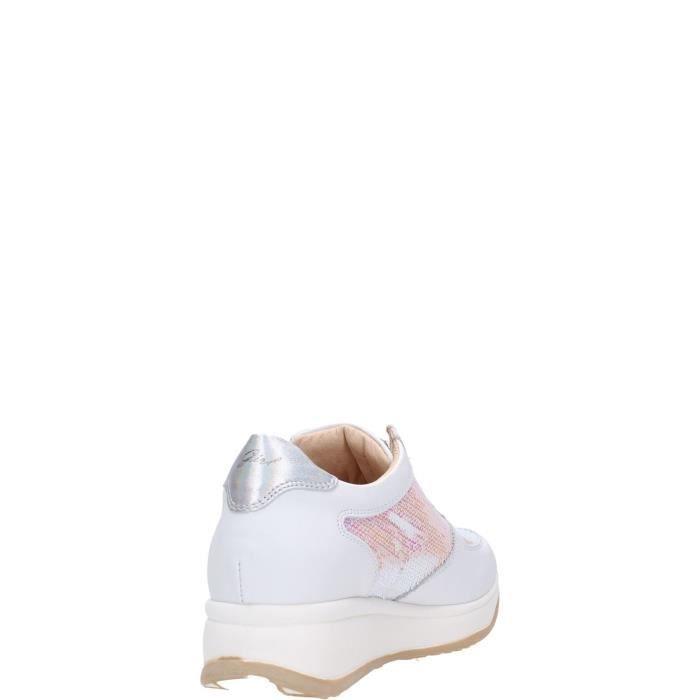 Liu Jo Girl Sneakers Femme Blanc