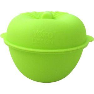 YOKO DESIGN Cuit-Pommes en Silicone Platinium