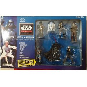 FIGURINE - PERSONNAGE STAR WARS classic collector series set : Luke Skyw