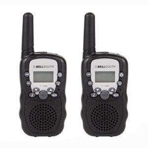 TALKIE-WALKIE JOUET Walkie-talkie Interphone Jouet D'enfants pour Bell