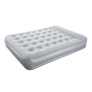 LIT GONFLABLE - AIRBED BESTWAY Matelas gonflable Aeroluxe Queen + Oreille