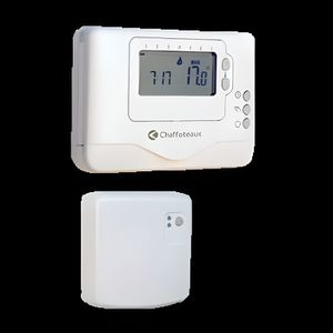 THERMOSTAT D'AMBIANCE Thermostat programmable sans fil Easy Control R
