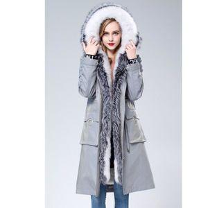 BUSTIER - CORSET 2pcs/Corset-Plus Size Sexy Robe en cuir Femmes Cor