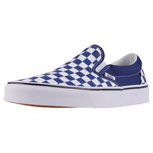 SLIP-ON Vans Classic Slip-on Checkerboard Hommes Chaussure