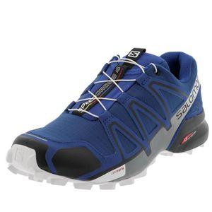 3b374ce17c413 CHAUSSURES DE RUNNING Chaussures running trail Speedcross 4 blue trail ...