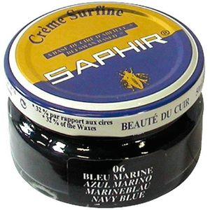 CIRAGE ET ENTRETIEN Cirage Saphir gris pommadier (Crème Surfine)