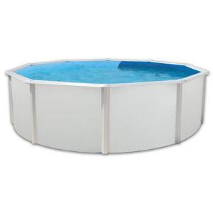 Piscine acier hors sol hauteur 1m32 achat vente pas cher for Achat piscine acier