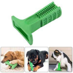 LINGETTE POUR ANIMAL Brosse à dents de chien pour animaux nettoyer bros