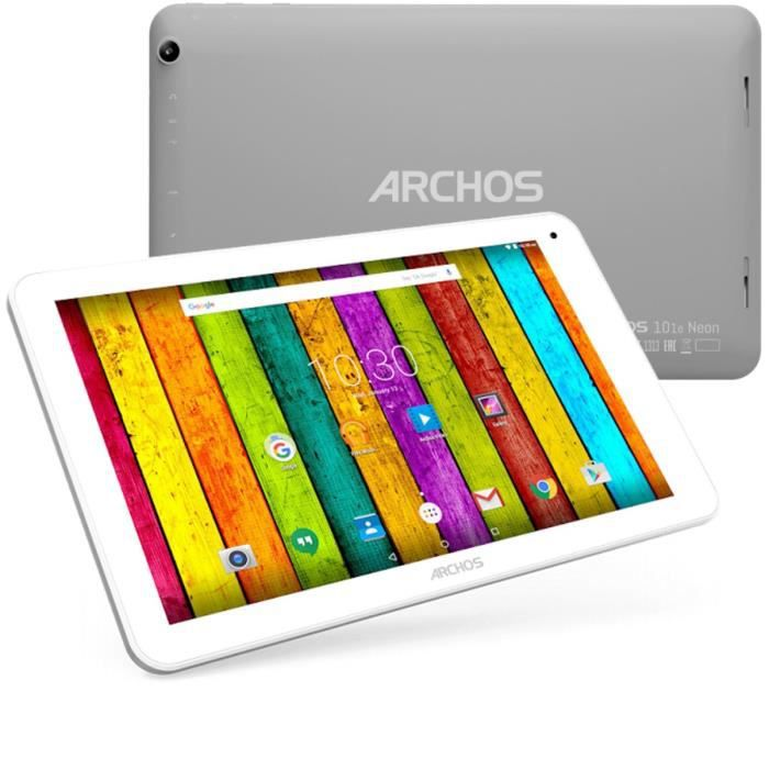 ARCHOS Tablette tactile 101E NEON - 10.1