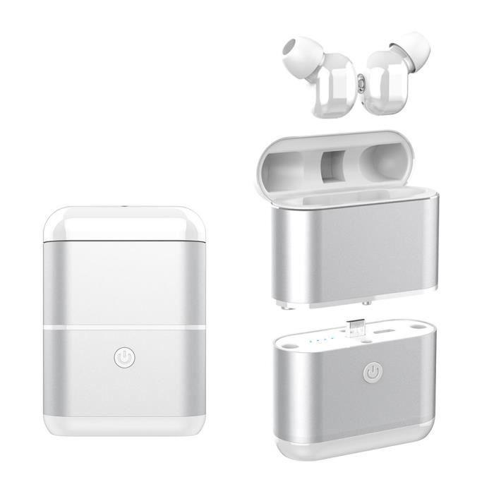 Tws Sans Fil Bluetooth 5.0 Casque Sport Mini Écouteurs Écouteurs_de4872