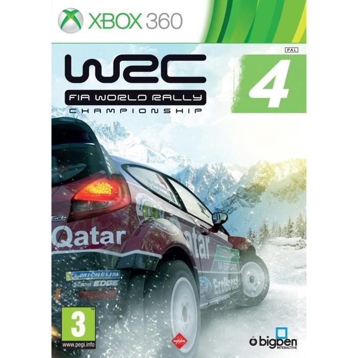 NEW 3DS - 3DS XL JEU XB360 WRC 4