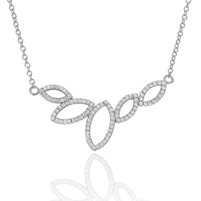 Collier CLEOR Argent 925/1000 Oxyde