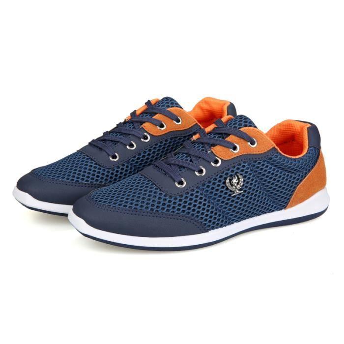 Dames d'été parsemés baskets maille chaussures de course respirant amortisseurs anti - chaussures de sport dérapage wrwUPdY