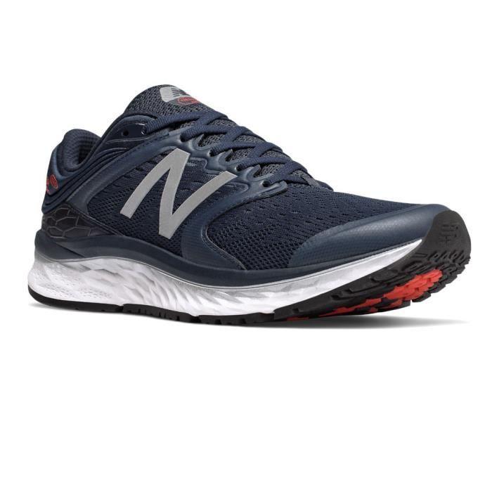 New Balance Hommes Fresh Foam 1080V8 Chaussures De Course À Pied Sport  Largeur 4E 293e53b56575