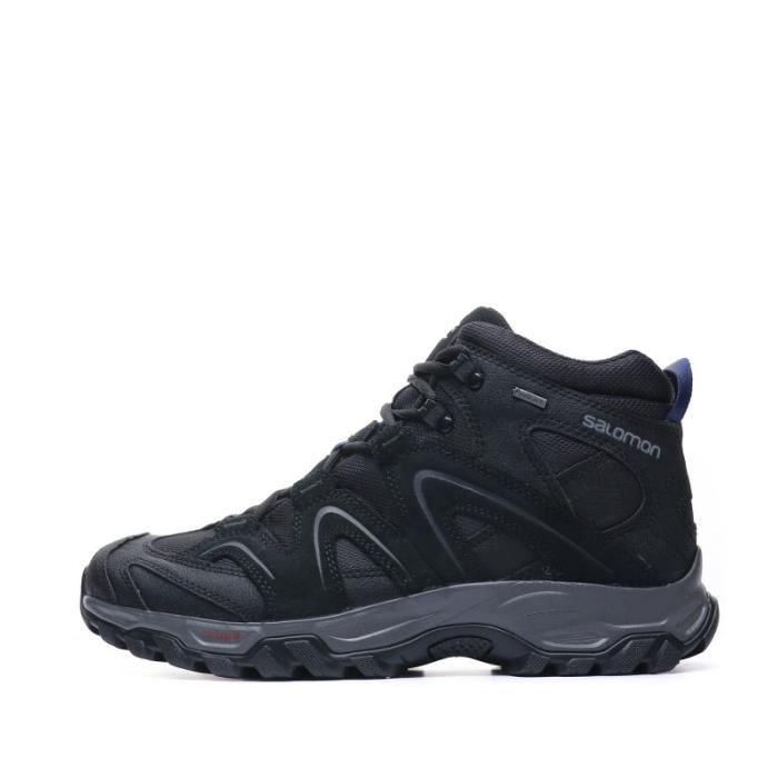 Vandom Mid 2 GTX Chaussures de randonnée noir homme Salomon