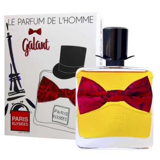 L'homme Galant Parfum 100ml Paris Toilette Homme De Le Elysees Eau 1JFlKc