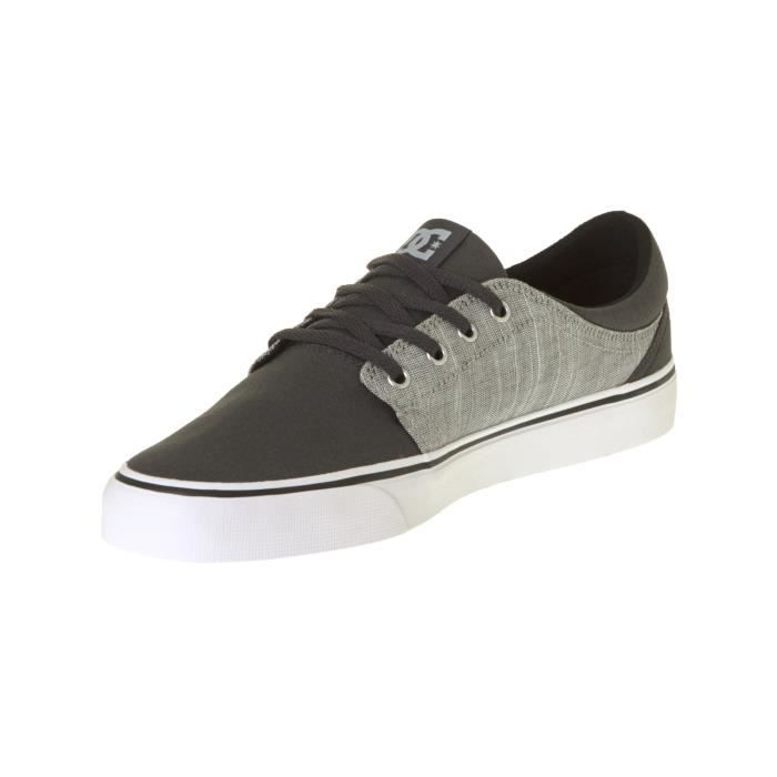 Gris DC Trase Trase TX Edition Special Chaussure DC Chaussure Charcoal T5qWqz7