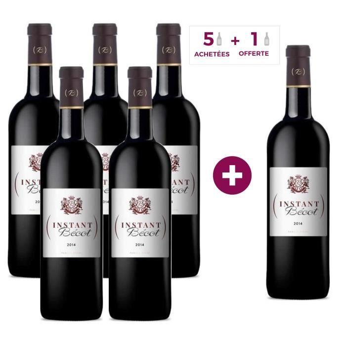 Bordeaux - 75 clVIN ROUGE