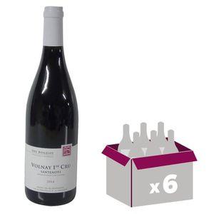 VIN ROUGE Domaine Eric Boigelot 2014 Volnay 1er Cru - Vin Ro