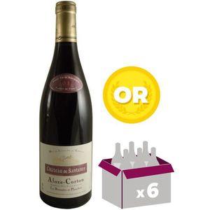VIN ROUGE Château de Santenay 2014 Aloxe-Corton -Vin rouge d