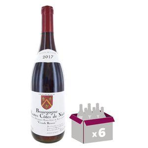 VIN ROUGE Hautes Côtes de Nuits 2016 Bourgogne - Vin rouge d
