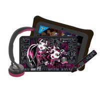 """TABLETTE ENFANT Pack tablette tactile Monster High 7 """" + Casque"""