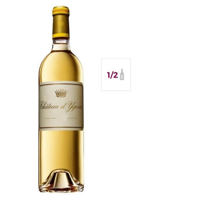 VIN BLANC Château d'Yquem Sauternes Bordeaux 2014 - Vin blan