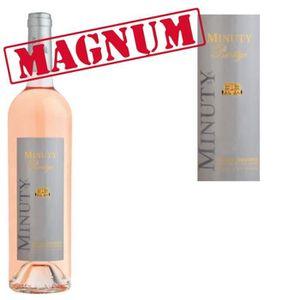 VIN ROSÉ Magnum Prestige Minuty 2016 Côtes de Provence vin