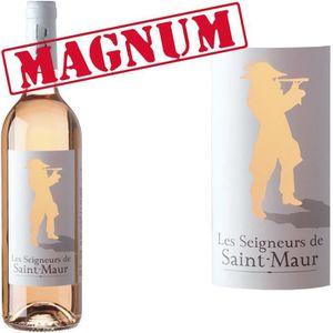 VIN ROSÉ Magnum Château de Saint Maur 2014 Var - Vin rosé d