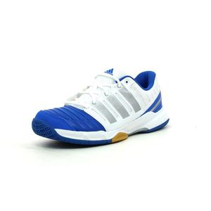ADIDAS PERFORMANCE Chaussure hand / volley ad court stabilisé - Blanc