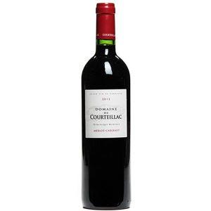VIN ROUGE 6x Domaine de Courteillac - Bordeaux - 2012