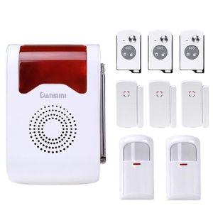 kit alarme detecteur d ouverture achat vente kit alarme detecteur d ouverture pas cher. Black Bedroom Furniture Sets. Home Design Ideas