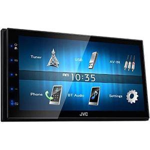 AUTORADIO JVC Autoradio 2 DIN Multimédia KW-M24BT