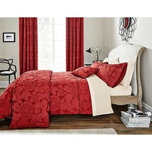 beautiful housse de couette elora broomhill housse de couette rouge simple with housse de. Black Bedroom Furniture Sets. Home Design Ideas