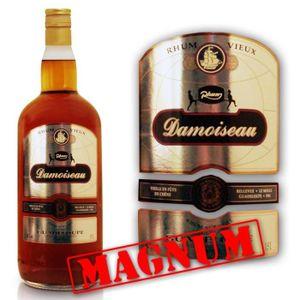 RHUM Rhum vieux Damoiseau 150cl 42° Magnum